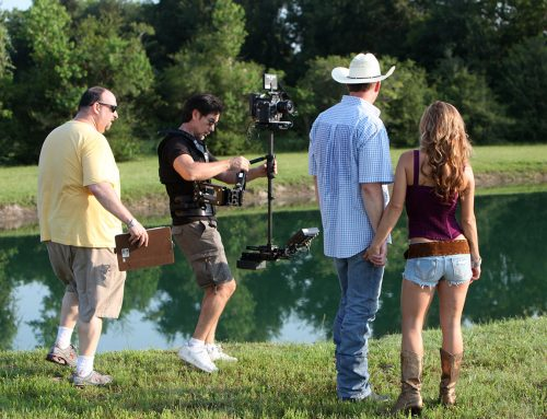 Affordable Steadicam